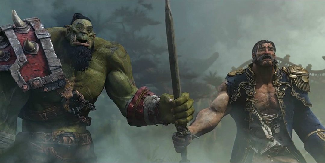 Upgrade je teamwork skills met World of Warcraft?