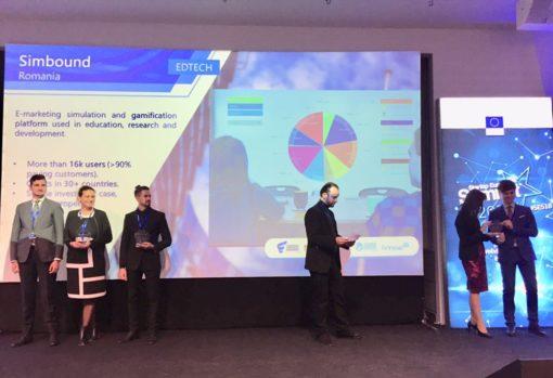simbound winnaar startup award edtech
